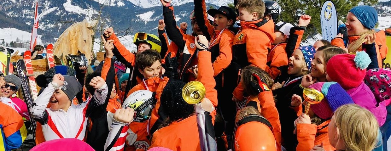 Skiclub Leogang gewinnt Kindercup Vereinswertung 2019!