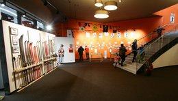 Das Leoganger Skiclub-Museum