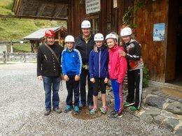 Bergwerksführung mit Bruno Pichler